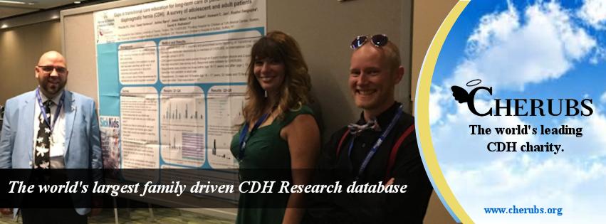 CHERUBS CDH Research Database