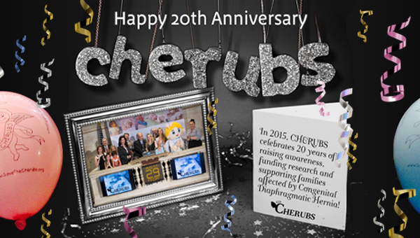 CHERUBS 20th Anniversary