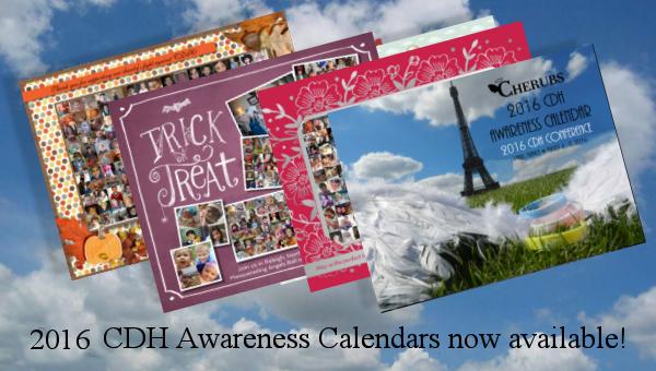 CDH Calendars Now On Sale